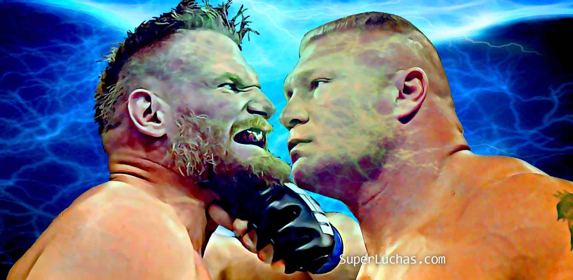 Josh Barnett vs. Brock Lesnar