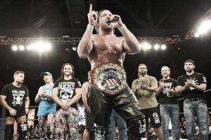 Kenny Omega vence a Tomohiro Ishii y es el primer IWGP United States Heavyweight Champion (03.07.2017) - NJPW