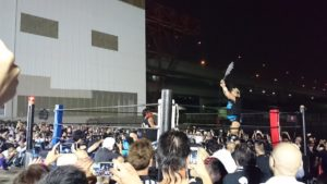"Onita Pro: Resultados ""Current Blast Summer Festival in Yokohama"" 16/07/2017 AJPW vs Onita Army 8"