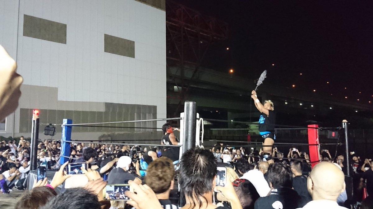 "Onita Pro: Resultados ""Current Blast Summer Festival in Yokohama"" 16/07/2017 AJPW vs Onita Army 1"