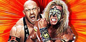 Ryback Ultimate Warrior