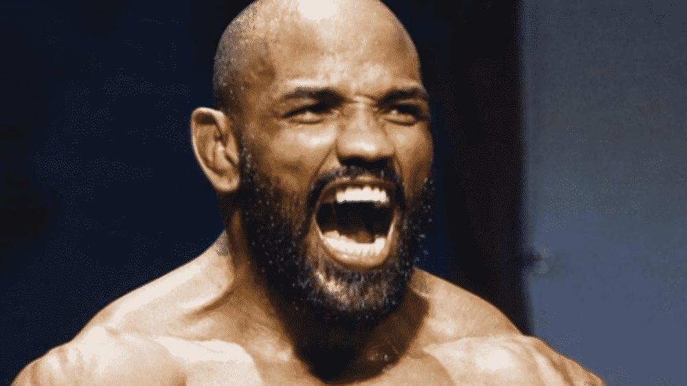 """Yoel Romero: """"Tengo que noquear a Israel Adesanya en UFC 248"""" 3"""