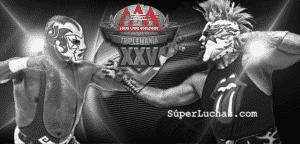 """AAA: Conferencia de prensa """"Triplemanía XXV"""" Se revela el cartel 44"""