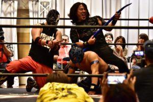 """BASARA: Resultados """"Vajra 40 ~Osaka Beer Garden Wrestling 2017~"""" 29/07/17 Cae la Familia Trans Am ★ 9"""