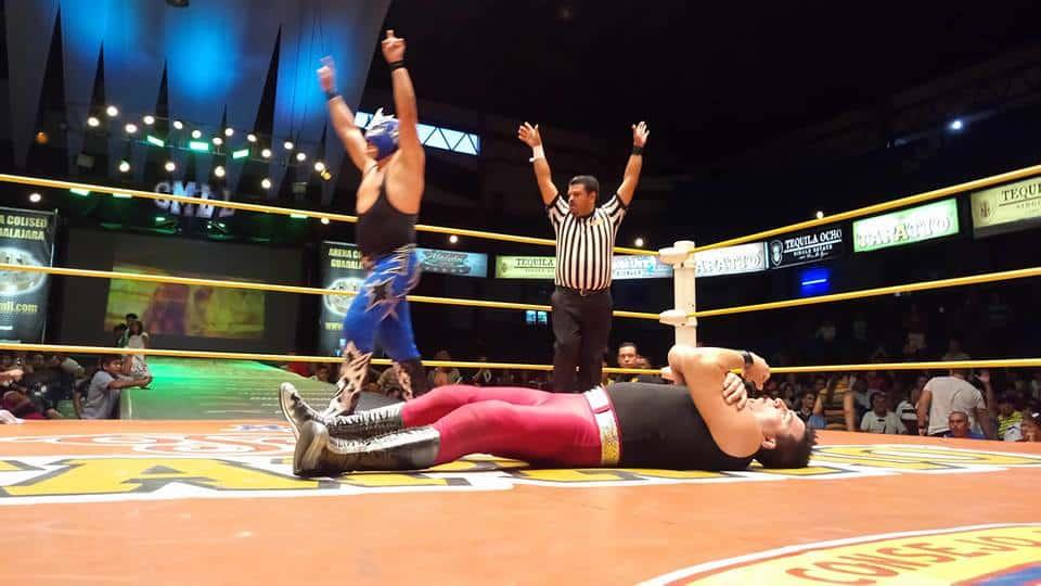 CMLL: Una mirada semanal al CMLL (del 20 al 26 de julio de 2017) La Nueva Sangre Dinamita y su semana de ensueño 12
