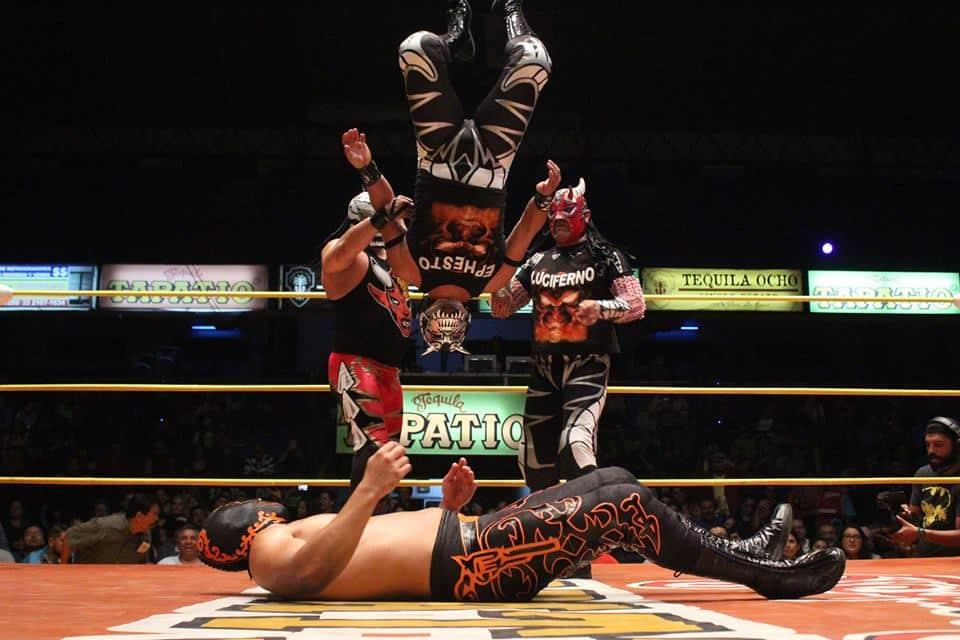 CMLL: Una mirada semanal al CMLL (del 20 al 26 de julio de 2017) La Nueva Sangre Dinamita y su semana de ensueño 19
