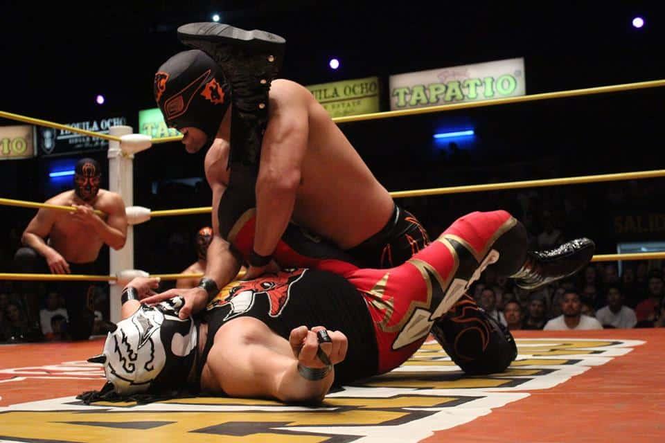 CMLL: Una mirada semanal al CMLL (del 20 al 26 de julio de 2017) La Nueva Sangre Dinamita y su semana de ensueño 20