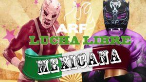 Éxito de La lucha Libre Mexicana en España 1