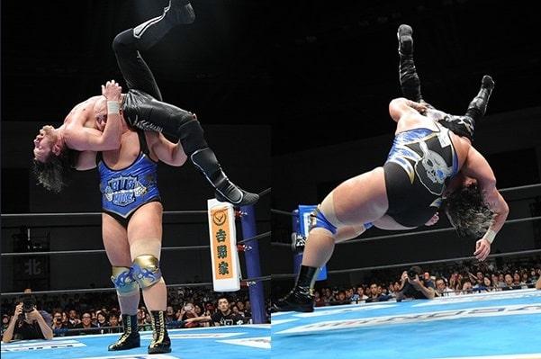 """NJPW: Resultados """"G1 Climax 27 Día 8"""" 27/07/2017 Kenny Omega cae ante Michael Elgin 1"""