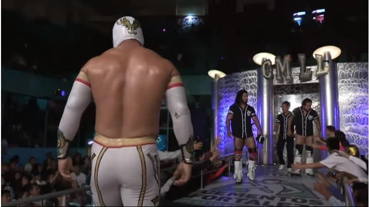 CMLL: Una mirada semanal al CMLL (del 20 al 26 de julio de 2017) La Nueva Sangre Dinamita y su semana de ensueño 15