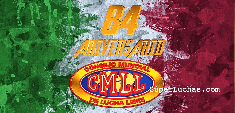 CMLL: Ya se encuentran a la venta los boletos para la gran función del 84 Aniversario 118