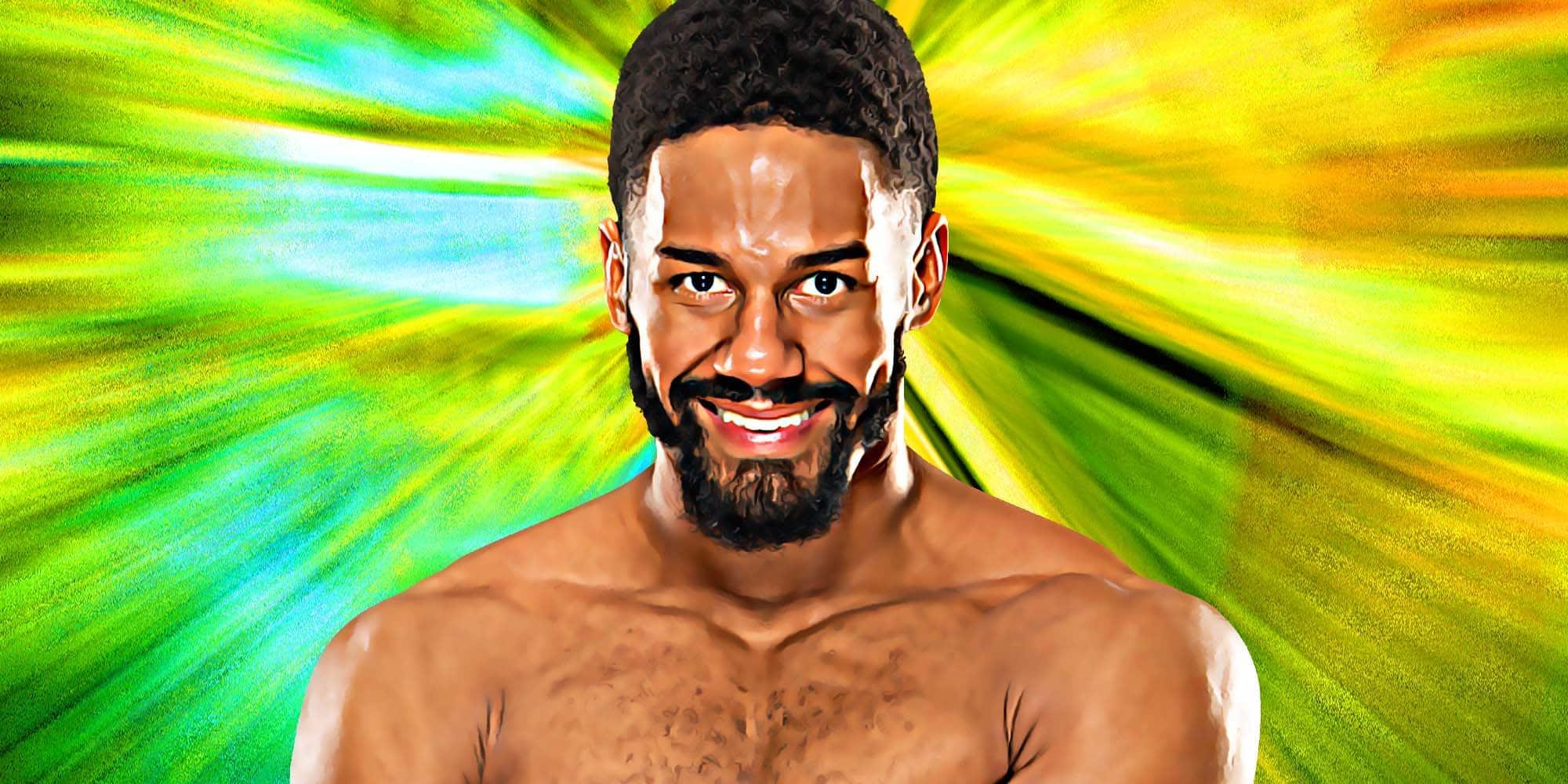 Darren Young va contra Goldberg