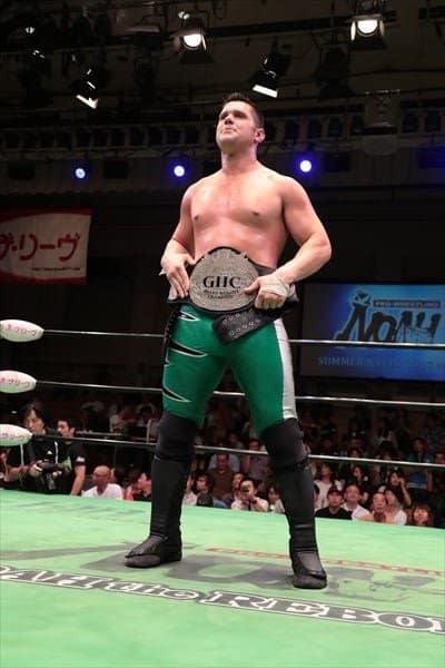 La importancia de la conquista de Eddie Edwards en la lucha libre japonesa 3
