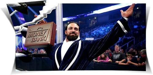 El momento en que Damien Sandow decidió irse de WWE 1