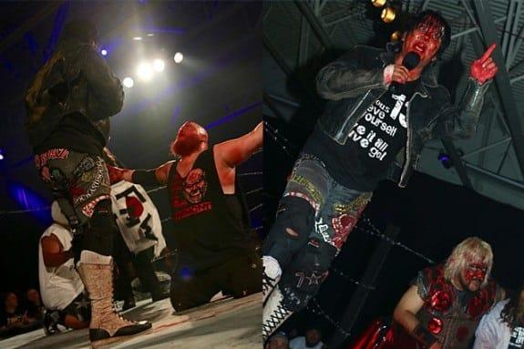 """CZW: Resultados """"Once in a Lifetime"""" 05/08/2014 La noche en que Onita hizo historia 6"""