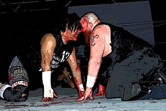 """CZW: Resultados """"Once in a Lifetime"""" 05/08/2014 La noche en que Onita hizo historia 3"""