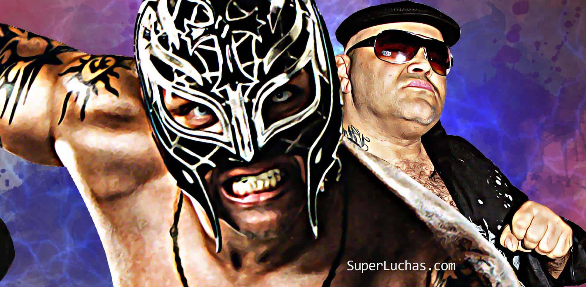 Rey Mysterio Konnan