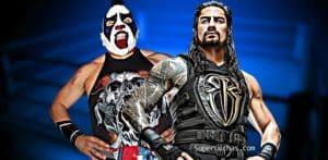 Roman Reigns Psycho Clown