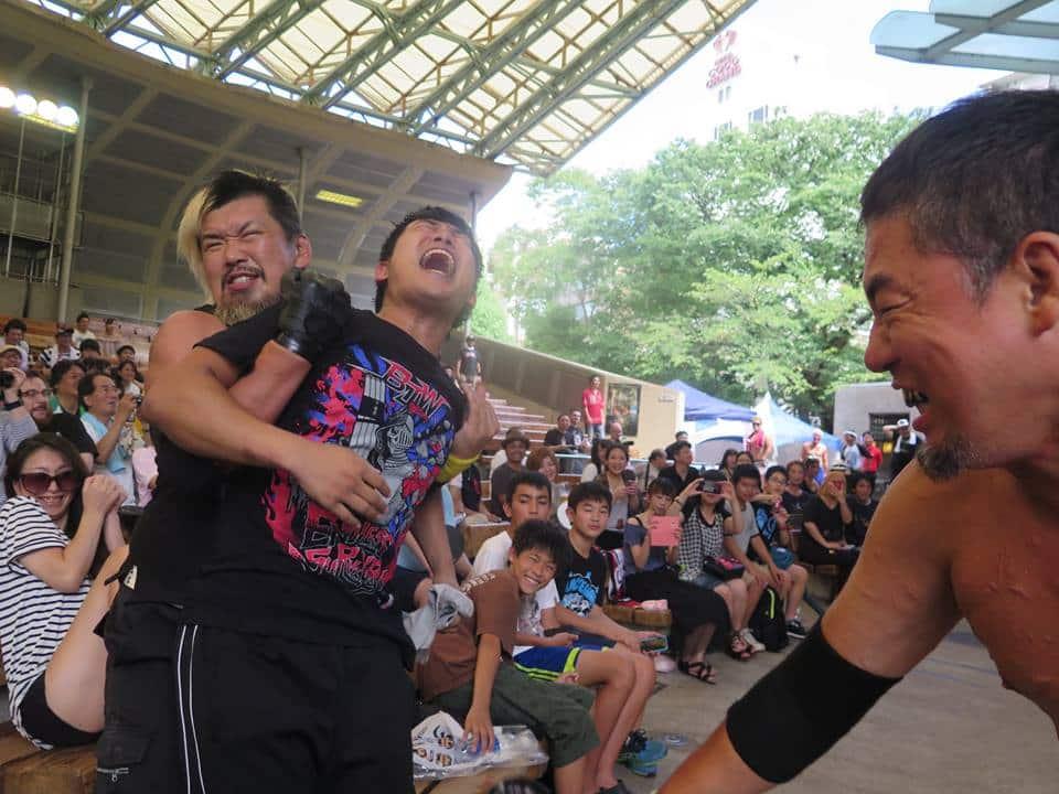 """BJW: Resultados """"Summer Ueno Pro Wrestling Festival 2017"""" 08 y 09/08/017 3"""