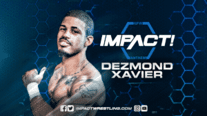"""Dezmond Xavier: """"Quiero ser el mejor campeón de la División X"""" 11"""