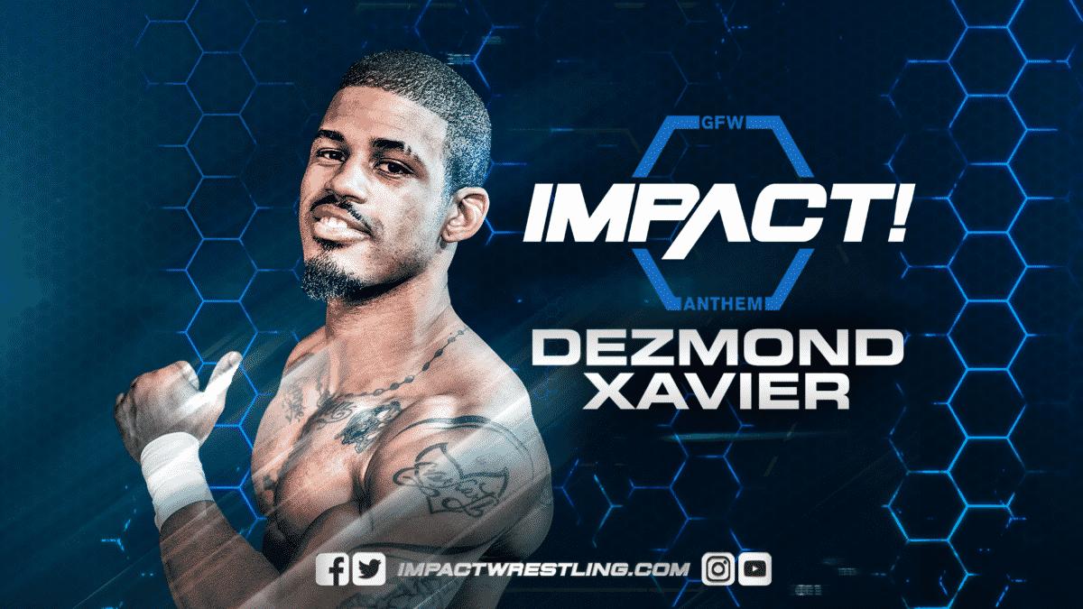 """Dezmond Xavier: """"Quiero ser el mejor campeón de la División X"""" 1"""