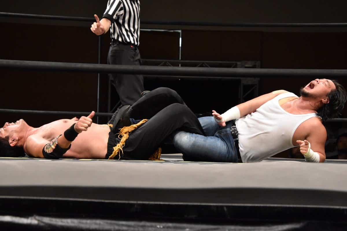"""Ganbare Pro: Resultados """"Ganbare ☆ Climax 2017"""" 11-13/08/2017 Ken Ohka doblega a KENSO y gana el torneo 1"""