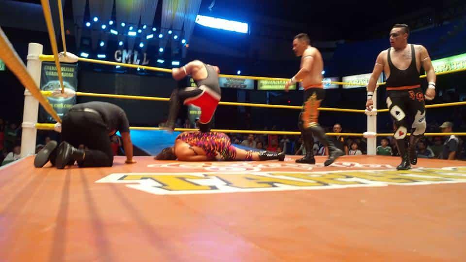 CMLL: Una mirada semanal al CMLL (del 27 de julio al 2 de agosto de 2017) 12
