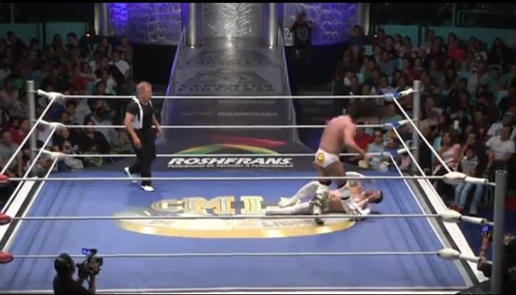CMLL: Una mirada semanal al CMLL (del 27 de julio al 2 de agosto de 2017) 15