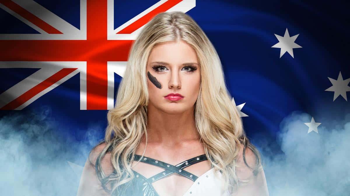 """Toni Storm: """"Sé que llegaré a WWE porque me va la vida en ello"""" 21"""