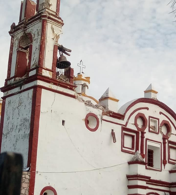 Sismo en Morelos: Reflexión sobre el patrimonio histórico perdido 5