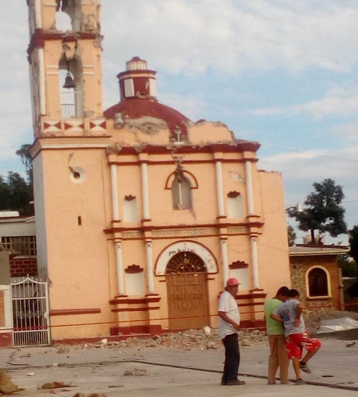 Sismo en Morelos: Reflexión sobre el patrimonio histórico perdido 4