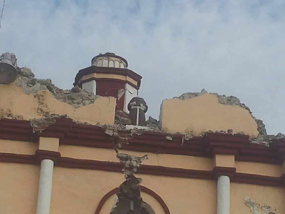 Sismo en Morelos: Reflexión sobre el patrimonio histórico perdido 3
