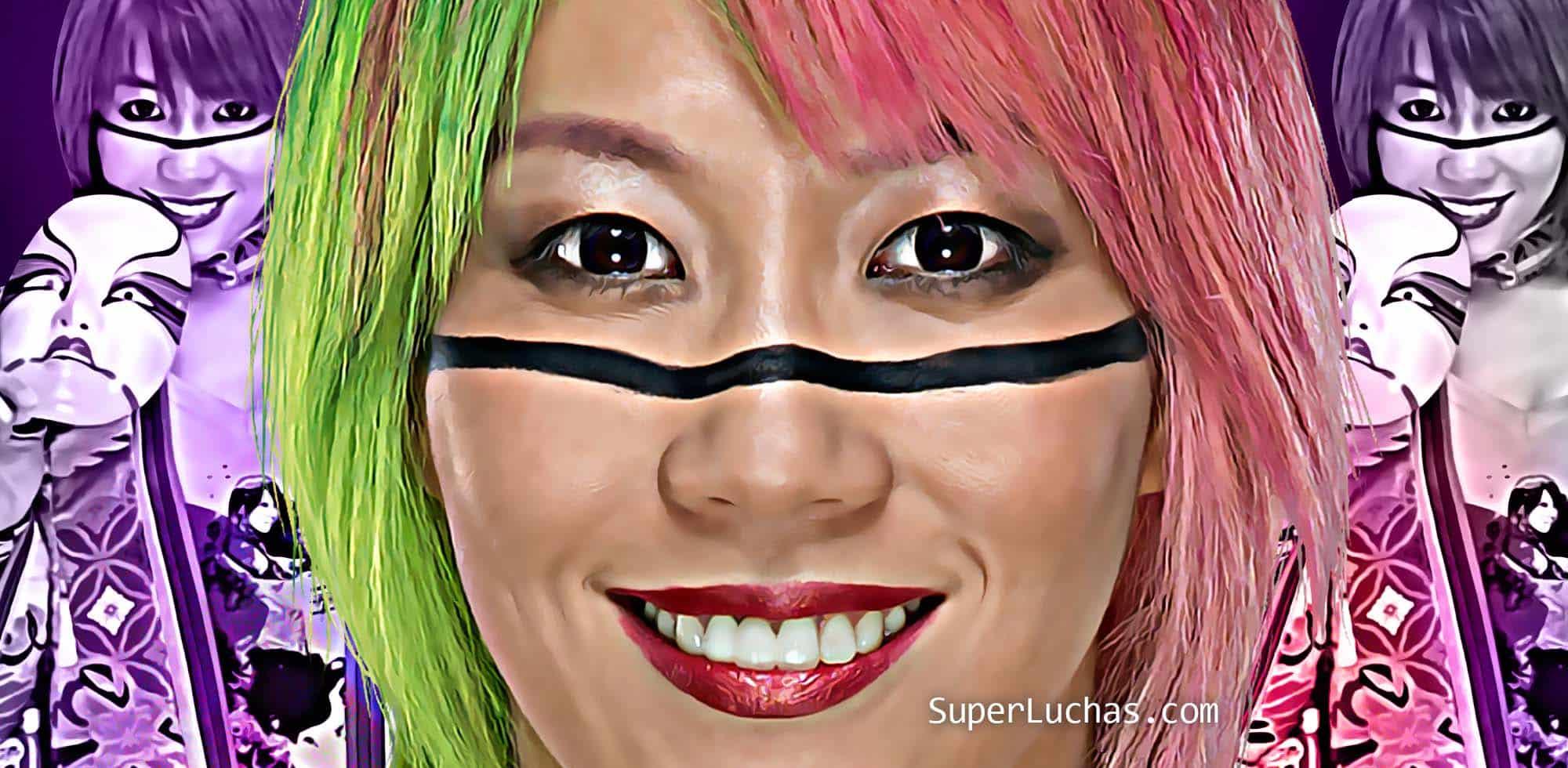 Asuka debería vencer a Becky Lynch