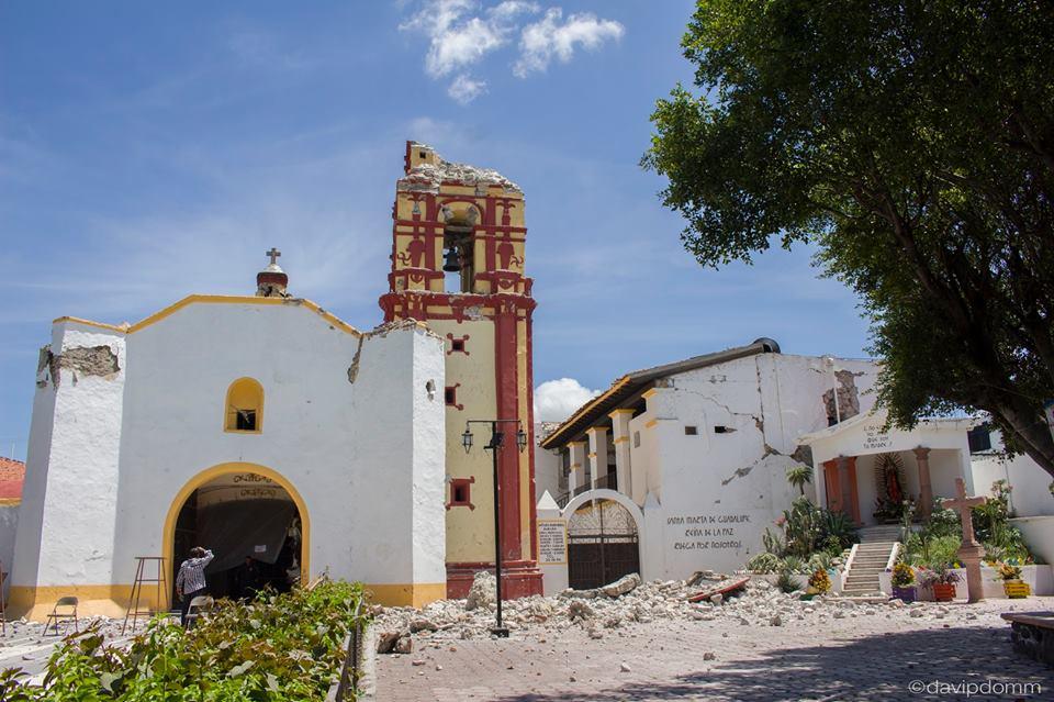 Sismo en Morelos: Reflexión sobre el patrimonio histórico perdido 6