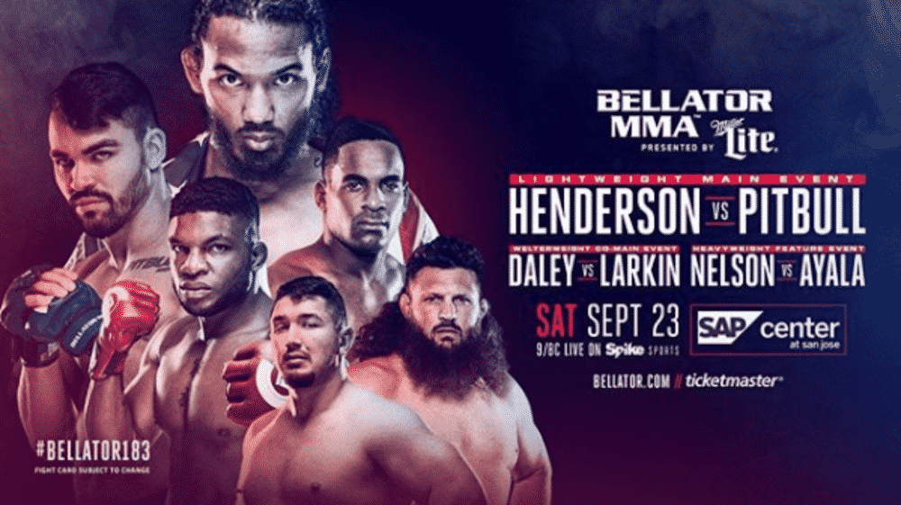 Bellator 183: Henderson vs. Freire - Resultados 1
