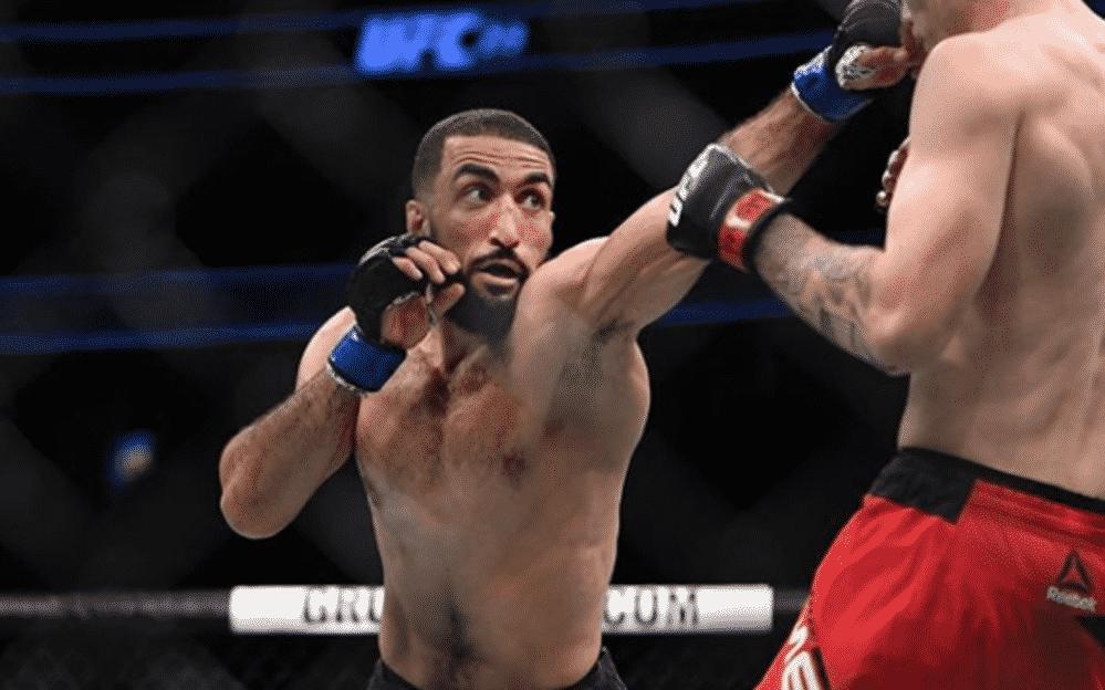 "Belal Muhammad: ""Quiero a Colby Covington en UFC 219"" 2"