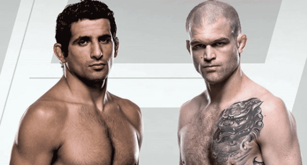 Evan Dunham vs. Beneil Dariush, muy posible para UFC 216 1