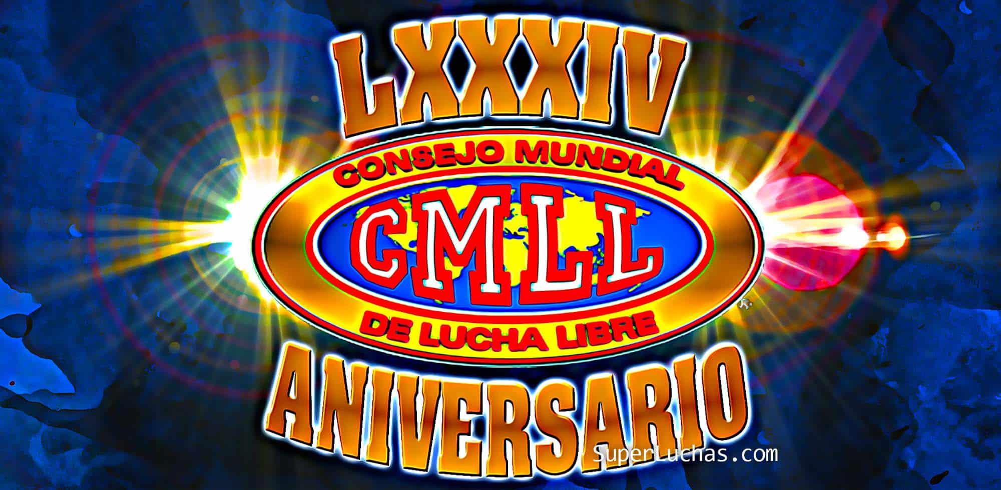 CMLL LXXXIV ANIVERSARIO