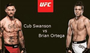 UFC Fight Night: Swanson vs. Ortega - Resultados y entrevistas 6