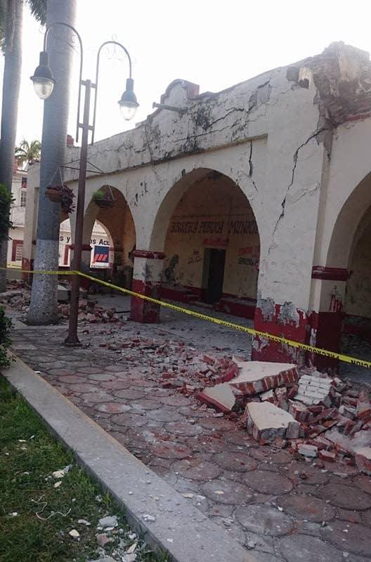 Sismo en Morelos: Reflexión sobre el patrimonio histórico perdido 33