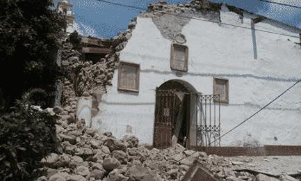 Sismo en Morelos: Reflexión sobre el patrimonio histórico perdido 31