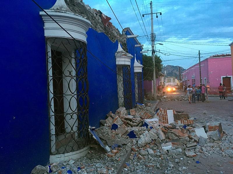 Sismo en Morelos: Reflexión sobre el patrimonio histórico perdido 17