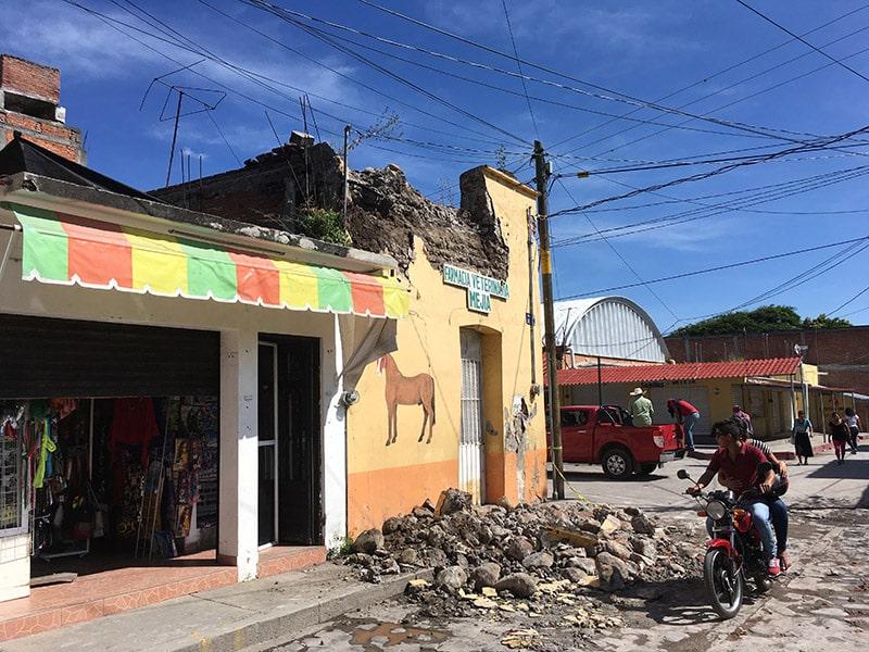 Sismo en Morelos: Reflexión sobre el patrimonio histórico perdido 16