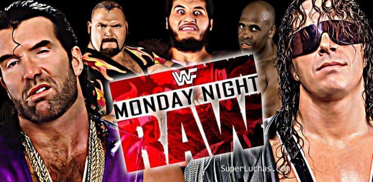 Monday Night Raw clasico