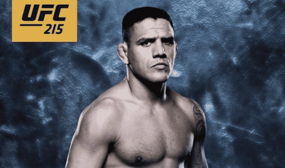 Rafael Dos Anjos emite declaración tras su derrota en UFC 225 10