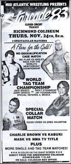 """Shane Douglas: """"Vince McMahon no tiene nada que ver con Starrcade"""" 1"""