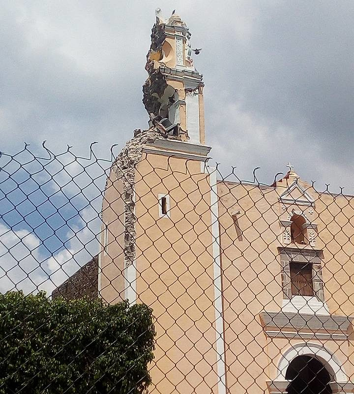Sismo en Morelos: Reflexión sobre el patrimonio histórico perdido 42
