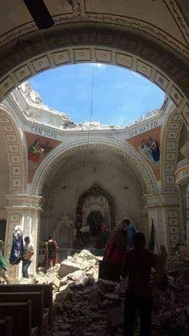 Sismo en Morelos: Reflexión sobre el patrimonio histórico perdido 35