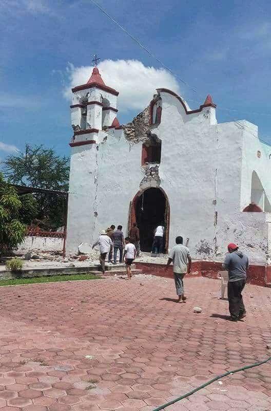 Sismo en Morelos: Reflexión sobre el patrimonio histórico perdido 34