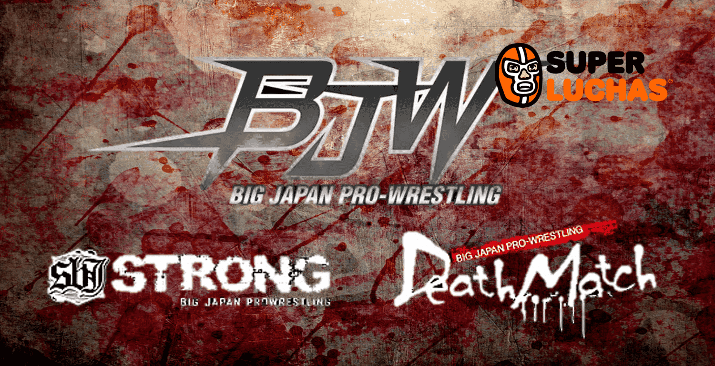 "BJW: Resultados ""Saikyou Tag League 2017 Pre-Opening"" 06/09/2017 2"